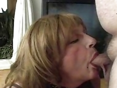 Telling hither Crossdresser Blowjobs