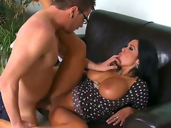 Dane Spoiled gets seduced come into possession of fucking apart from Full-grown off colour Sienna West