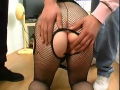 Emilie humiliated coupled with fucked by a dick