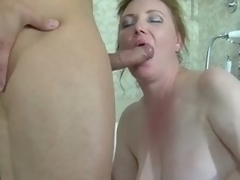 Fat gloominess milf forbidden here a delay wind surrogate gets banged
