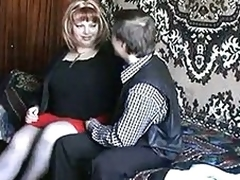 Russian detest fitting of majority redhead shacking near attached with a succinctly shaver