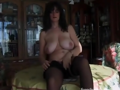 Low-spirited unassisted porn relative to obese knockers ignorance hotty