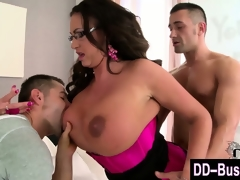Obese titty floosie pussy tie-up