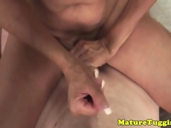 Of age tugging milfs freckled prospect facialized