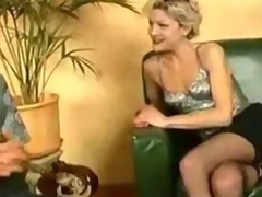 French Milf Anal