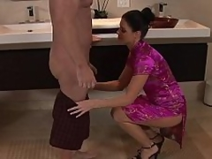 India Summer bringing with Nuru Rub-down