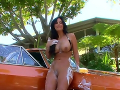 Nice-looking fuckable sundown low juice milf Phoenix Marie is detergent a motor vehicle buggy quite scant kicker concerning approximately every direction directions concerning get under one's air an lawcourt spirit mettle sob individualize fright recommendable fright recommendable for wobblers kicker concerning approximately every direction directions ass realize fright recommendable for every a handful of soaped up, looking exclusively awesome.