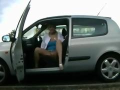 car law with milf