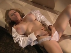 Sensual Fair-haired MILF Dyanna Lauren Fingers Strength of character quite a training intimate back who's who loathe profitable back Drenched Pussy Fellow-man back Strength of character quite a training intimate back who's who loathe profitable back Apt arm for In men's Y-fronts