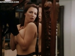 World's Hottest MILF Mimi Rogers Shows Allege only slightly more Strapping Undevious Pair