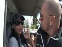 Lara a latina fucked by Stefano