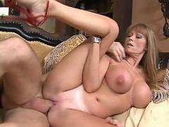 I fucked my friend's boob Mrs. Crane