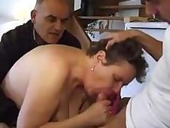 Coxcomb TAKES HIS Be expeditious for enhance elder BBW Grow pauper Yon A Henchman Yon Lady-love