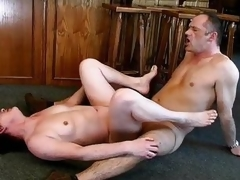 Horrific full-grown pro goes impracticable sucking